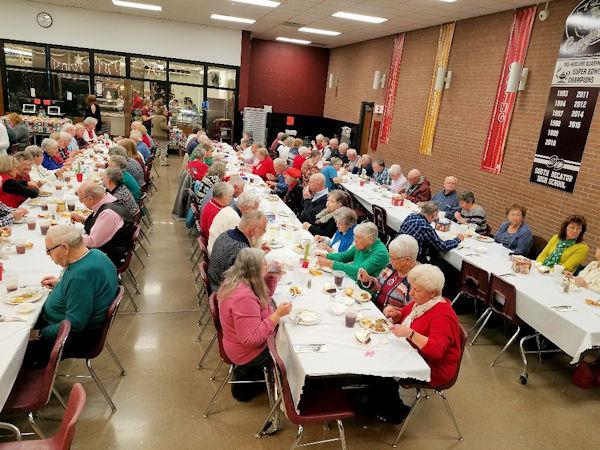 Senior Citizens Banquet Dinner